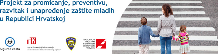 Projekt za promicanje, preventivu, razvitak i unapređenje zaštite mladih u Republici Hrvatskoj