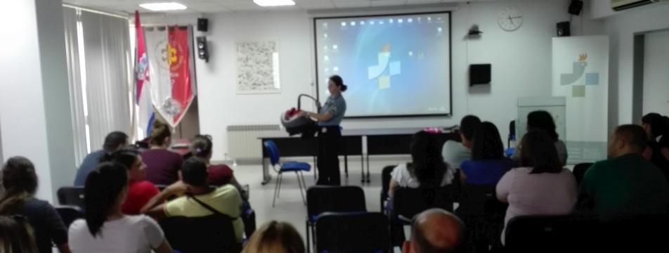 """Edukacija budućih roditelja u Edukacijskom centru Opće bolnice """"Dr. T. Bardek"""""""