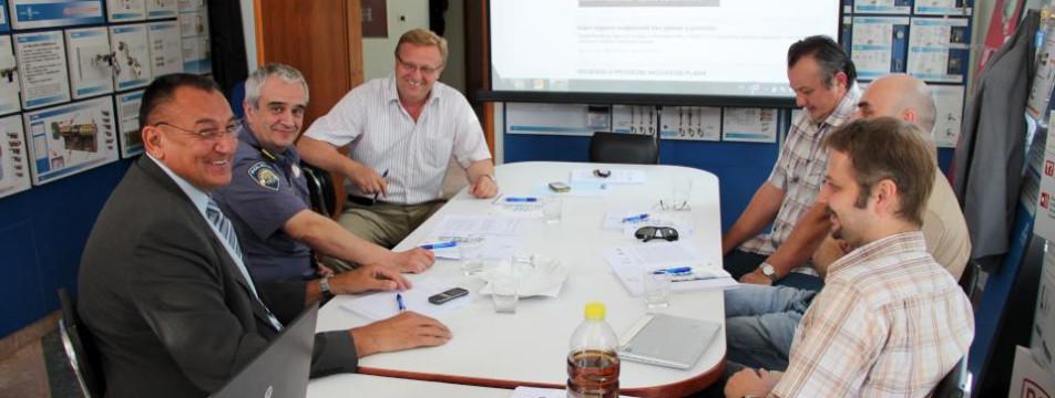 Promemorija sastanka dionika provođenja projekata vezanih za prometnu preventivu