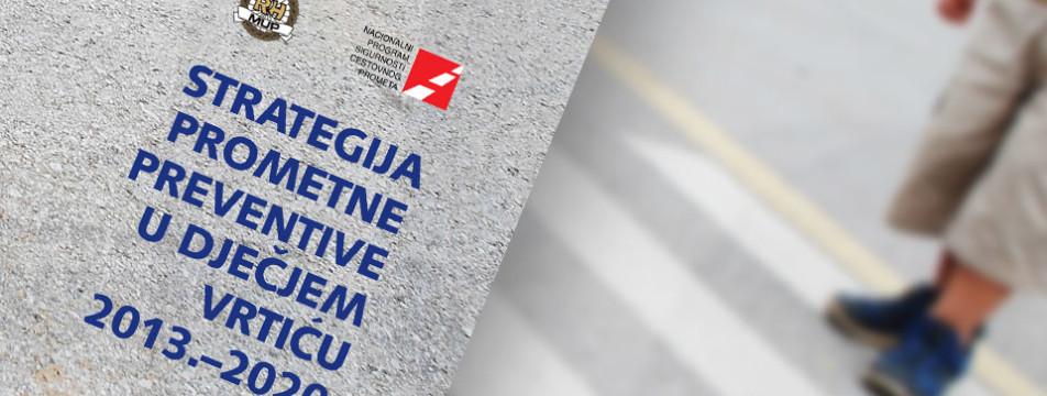 Strategija prometne preventive u dječjem vrtiću 2013.–2020.