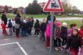 Siguran put djece kao pješaka od vrtića do škole