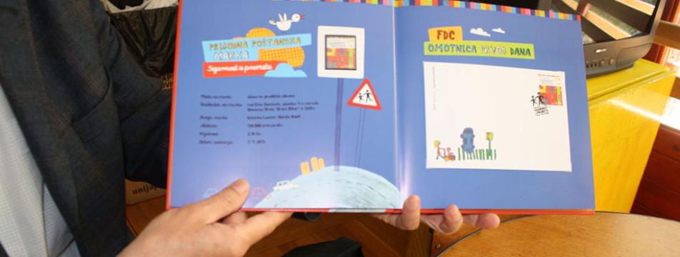 Suradnja PU koprivničko-križevačke, filatelista i dječjih vrtića