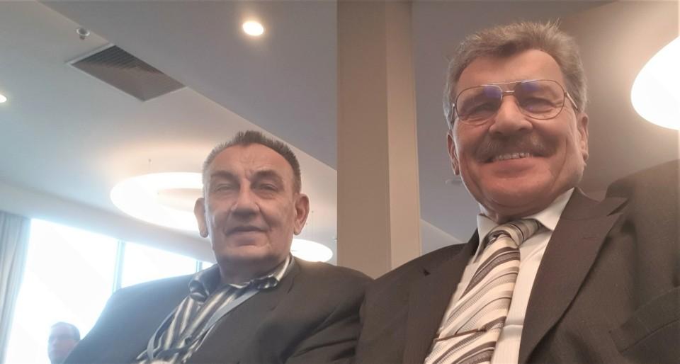 Sigurna cesta, Krešimir Ivanković – predsjednik i Nenad Zuber